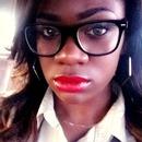Red lips & attitude