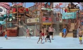 Summer Splashin Part 3 at Calypso Water Park Ottawa Ontario