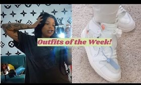 Outfits of the week #1 | size 12