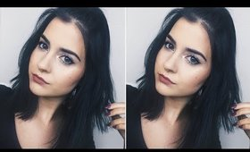 GRWM: Spring Makeup | Smoked Out Liner + Mauvey Pink Lips