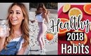 Healthy Habits to do in 2018 that will Change your life!