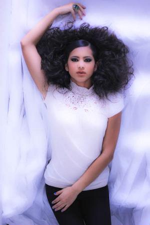 Makeup by Lachelle Ortiz Hair by Joe (Michael) Laracuente Model - Jaqui Ortiz Photography by Reginald Estacio & Dominique Henry