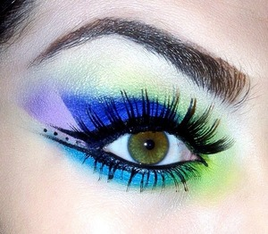 Follow me on Instagram @makeupmonsterkiki. I post a new look every single day!