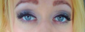 Haven't done a picture of just eyes in a bit so yeahhhh lol