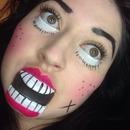 Halloween:  CrazyDoll
