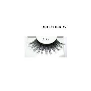 Red Cherry False Eyelashes #112