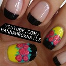 Roses and French Nails