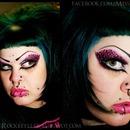 P78s Inspired Makeup Full Face