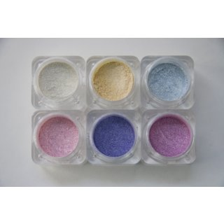 Milazzo Beauty Naked Cosmetics Color Collections in Cotton Candy