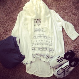 This is one of my new outfits for school.