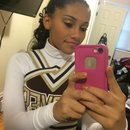 Absegami cheer makeup !!!