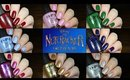 OPI Nutcracker and the Four Realms Live Swatch + Review!!