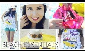Beach Essentials & Outfit ♡
