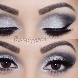 A look I did for NYE using the Urban Decay Vice 2 palette