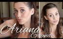 Get Ready With Me - Ariana Grande Hair and Makeup + Giveaway
