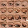 Fototutorial: daily shimmery look