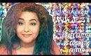 Craft Glitter vs Cosmtic Glitter Makeup Rulez: Ep 4 (NoBlandMakeup)