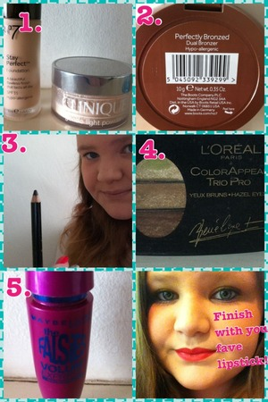 My make up products xx