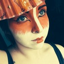 Geisha Trial Makeup