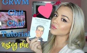 GRWM: Using theBalm Meet Matt(e) Trimony palette   Beauty by Pinky