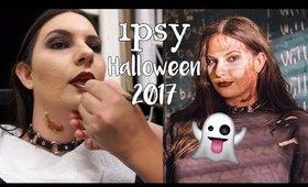 ipsy Halloween Video Shoot Behind The Scenes Vlog   Olivia Frescura