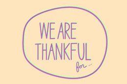 What Beautylish Staffers Are Thankful For