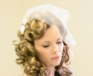 I love this bridal make up i did, mind you she was a beautiful girl!
