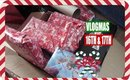 Vlogmas 16th/17th: Making Christmas Decorations + Too Many Presents To Wrap?