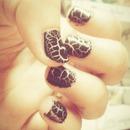cracking nails