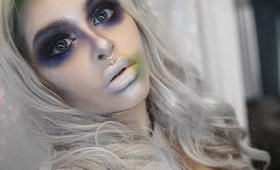 Halloween | BeetleJuice Makeup
