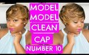 MODEL MODEL Clean Cap Number 10 Wig