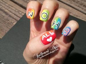 http://spellboundnails.blogspot.com/2012/06/noh8-contest-entry.html