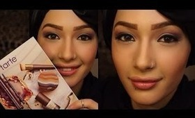 Mini Tarte Cosmetics Tutorial/ Review
