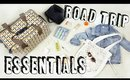 What To Pack For a Roadtrip [ Essentials & Haul ] | ANNEORSHINE