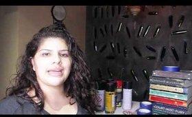 How to do Spray Edges to Your Books! || Marya Zamora