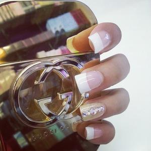 natural nails french