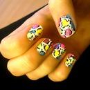 Colourful Specks