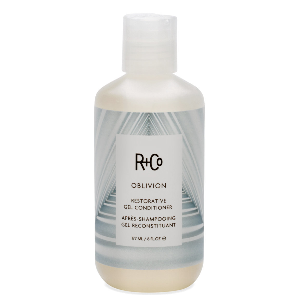 R+Co Oblivion Restorative Gel Conditioner product swatch.