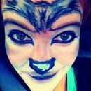 She wolf in disguise Ahooo!