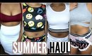 HUGE Summer Fashion Haul (Try-on) EVERYTHING UNDER $10 | AMICLUBWEAR, FRONTROWSHOP AND MORE!