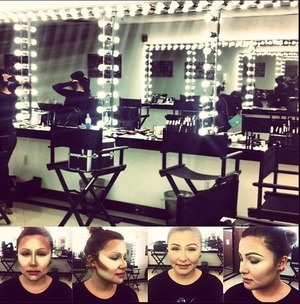 Follow me on instagram @makeupbyriz.