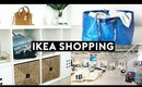 IKEA SHOPPING + APARTMENT MAKEOVER ON A BUDGET