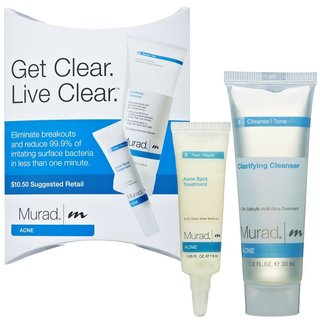 Murad Get Clear. Live Clear. Skincare Kit