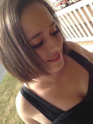 Hair and makeup by Megan McDonald