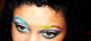 used the 120 palette by SHANY cosmetics . you can get it on amazon =*