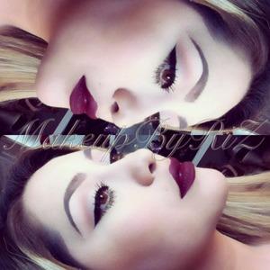 Instagram: @MakeupByRiz