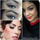 Illamasqua eyeliner inspiration