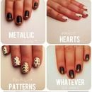 What is your favourite nail art??