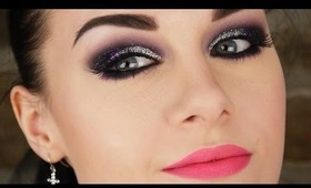 Midnight Queen - Eye Makeup Tutorial