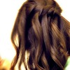 Waterfall Fishtail French Braid Half-UP Hair Tutorial - Everyday Hairstyles - Easy